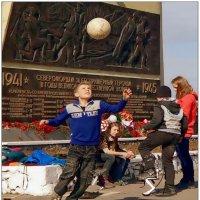 Спасибо деду за Победу!.. :: Кай-8 (Ярослав) Забелин