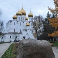 Ярославль - Успенский собор :: Дмитрий Ромашев