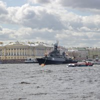 9 Мая на Неве (фото 2) :: Алексей Корнеев