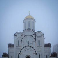 храм Георгия победоносца :: Ангелина К