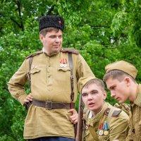 солдатики :: Елена Маргиева