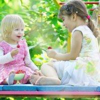 Первые ягоды лета :: Наталия Ефремова