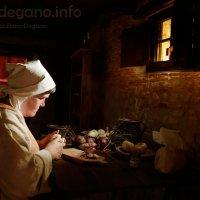 Женщина на кухне :: Elena Degano