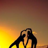 Спокойной ночи, Солнце! :: Анна Никонорова