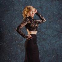 Женщина в черном :: Екатерина Громова