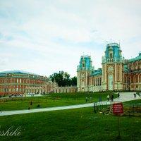 Музей-заповедник Царицыно в Москве :: Dashiki