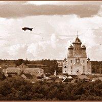 Из окна вагона :: Виктор Заморков