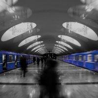 метро в Москве :: Pavel Miroshin