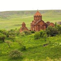 Мармашен в майской зелени, Армения, 5в. :: M Marikfoto