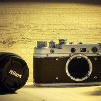 Кажется, это неправильный фотоаппарат... :: Сергей Обыкновенный