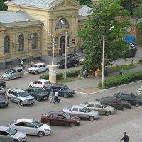 Вид на площадь с НПИ :: Валерий Лазарев