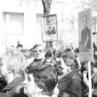 Бессмертный полк. 9 мая 2015г. 70 лет Победы. :: Олег Фролов