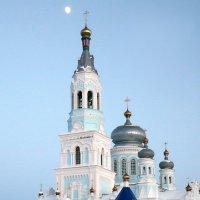 Храм Михаила Архангела г. Сорочинск Оренбургская область :: Елена Вострикова    Оренбуржье