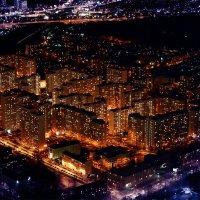 Moskow city :: Алексей Евсеев