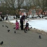 март в парке. :: Мила