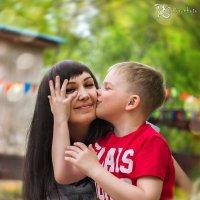 моя мама лучше всех! :: Татьяна Исаева-Каштанова