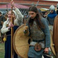 Изображая викингов 1 :: Цветков Виктор Васильевич