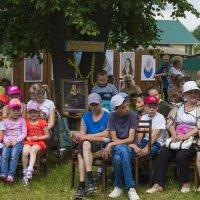 20-й Пушкинский праздник в деревне Пычанки :: Владимир Максимов