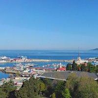 сочинский порт утром :: Алексей Меринов