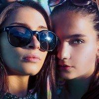 Настя и Маша :: Ольга Дитрих