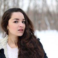 Диля :: Анюта Нечаева