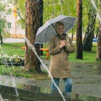 под дождем :: Александр Шамов