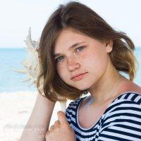 Портрет дочки :: Юлия