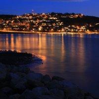 Огни ночного Хамре... :: Aleksandrs Rosnis