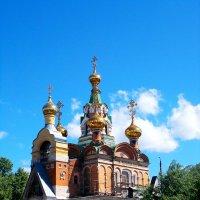 Чапаевск. Церковь Сергия Радонежского. :: Miss Perfectness
