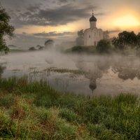 Церковь Покрова на Нерли :: Эдуард Гордеев
