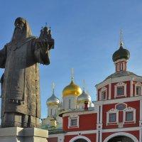 Святитель Алексий. (1293-1378) :: Oleg4618 Шутченко