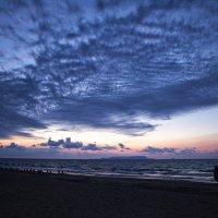 Греческий закат :: Карен Мкртчян