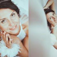 Катя и Миша :: Виктория Глазикова