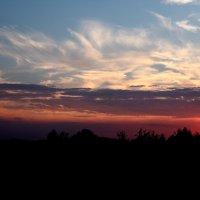 Закат солнца :: Александр Яковлев