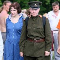 бывших военных не бывает :: Олег Лукьянов