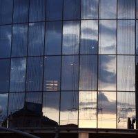 Окна города.... :: Валерия  Полещикова