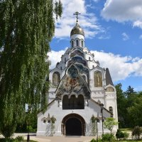 Церковь Спаса Нерукотворного Образа. :: vkosin2012 Косинова Валентина