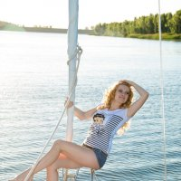 На яхте :: ViP_ Photographer