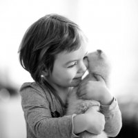 Ну поцелуй меня) :: Elena Cherkasova