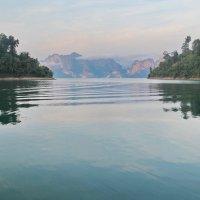 Озеро Чео Лан (2)... :: Галина Щербина