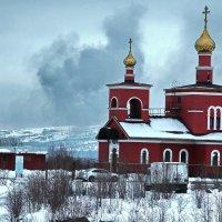 Церковь :: Андрей Кулешов