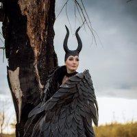 Малефисента :: Viktoriya Balaganskaya