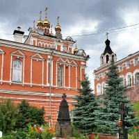Кладбище Иверского Женского Монастыря в Самаре :: Денис Кораблёв