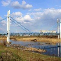 Мосты - самое доброе изобретение человечества. Они всегда соединяют. :: Валентина ツ ღ✿ღ
