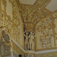 Золото в интерьере :: Серж Поветкин