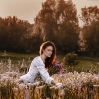 В последних лучах солнца :: Дмитрий Бегма