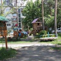 Такая детская площадка :: Олег Афанасьевич Сергеев