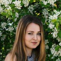 Весенний портрет :: ольга Королева