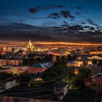 Ночная Москва :: Daniel Woloschin
