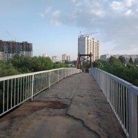 Мост вечером :: Николай Филоненко